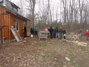 Mushroom Workshop 2014